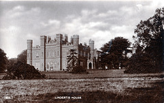 Lindertis House, Kirriemuir, Angus (Demolished 1987)