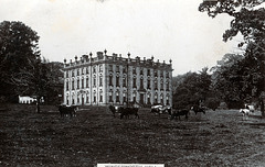 Wingerworth Hall, Derbyshire (demolished)