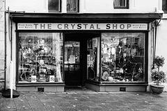 St Andrews, Crystal Shop