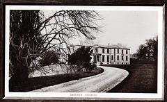 Darleith House, Cardross, Argyll and Bute, Scotland (now a ruin)