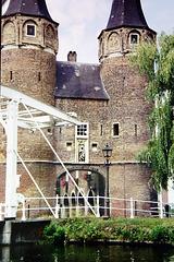 Ancient gatehouse