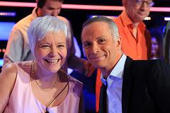 Le mercredi 25 janvier à 18 h 10 sur France 3 , Monique ( ma femme ) participe à Questions pour un champion .