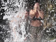 waterfall (close)