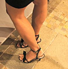 Nina candid heels