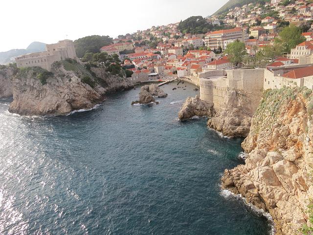 Les toîts de Dubrovnik, 19.