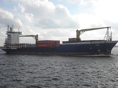 Feeder-Containerschiff  RITA