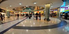 Leipzig 2015 – Hauptbahnhof – Shopping centre