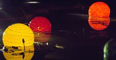 Pond balls, Biltmore