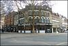 corner of Farringdon Road
