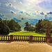 Hanau, Schloss Philippsruhe, Schlossgarten, HDR