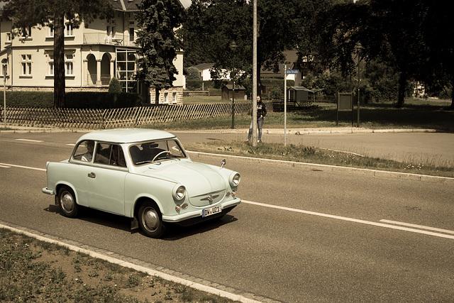 Trabant 500 oder P50