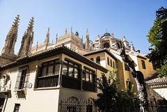 La calle Oficios (Granada)