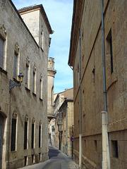 Typical street within the walls,  Ciudad Rodrigo