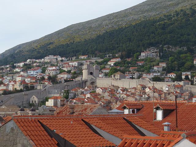 Les toîts de Dubrovnik, 25.