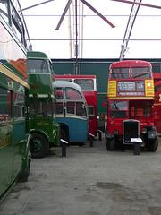 London Bus Museum (7) - 28 November 2018