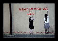 No more war !