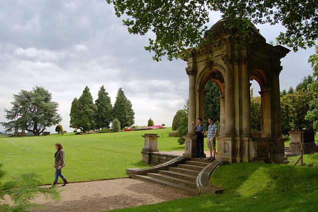 Garden Pavillion, Witley Court,  Worcestershire