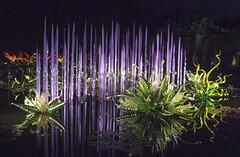 Pond spires