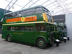 London Bus Museum (8) - 28 November 2018