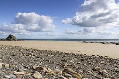 Monkstone beach view to Gower 2