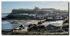 A postcard from Whitby