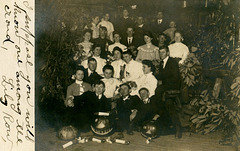 Halloween Party, 1905