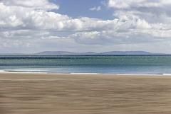 Monkstone beach view to Gower 3