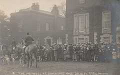 Doveridge Hall, Derbyshire (Demolished)