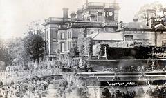 Wootton Hall, Ellastone, Staffordshire (Demolished)