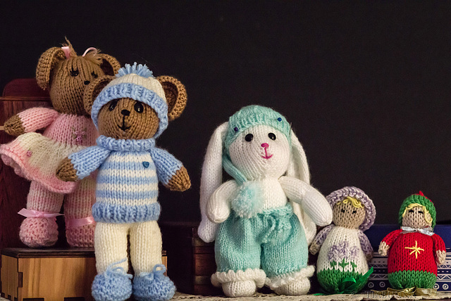 The knitted crew