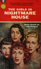 Charles Boswell and Lewis Thompson - The Girls in Nightmare House