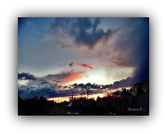 Couchant  ***  Sunset