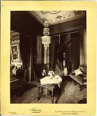 Interior of my ancestor's home in Portland Oregon - 2