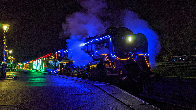 Great Central Railway Rothley Leicestershire 16th December 2020