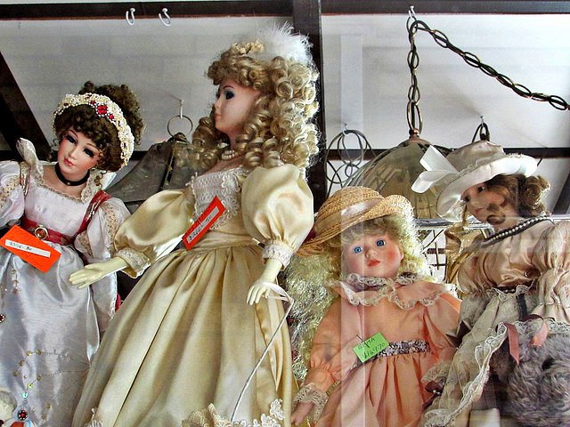 Dolls For Sale.