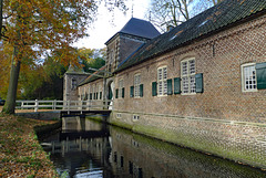 Nederland - Kasteel Gemert