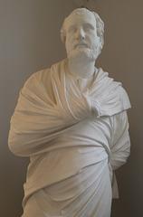 Gipsabguss eines edlen Römers
