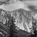 Yosemite - Ribbon Fall - 1986