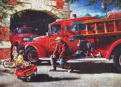 """Firehouse Dreams"" (Explored)"