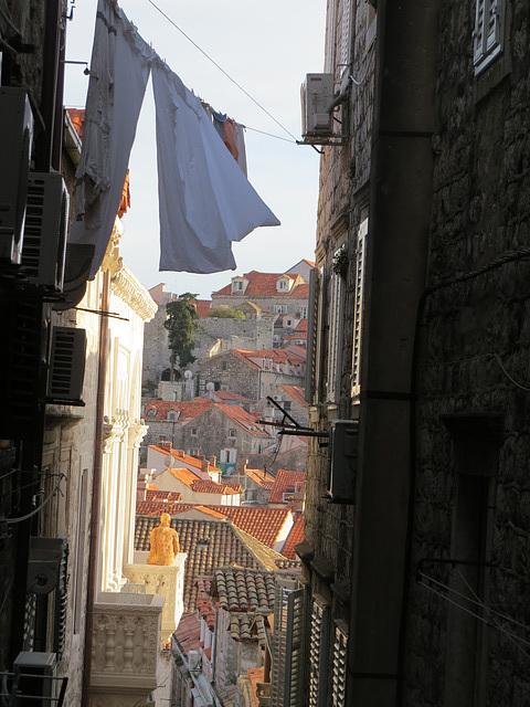 Dubrovnik : rue Kuniceva.