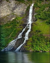 La cascata del Principe - Geiranger - (644)