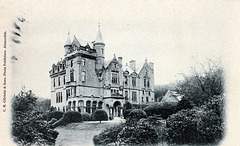 Kilmahew Castle, (or House) Cardross, Argyll and Bute (Demolished c1995)