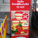 Leipzig 2015 – Hauptbahnhof – Heiße Stampfkartoffel TO GO!