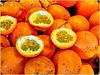 Funchal : qui (f.prec.) ho comprato alcuni  'fruit de la passion'