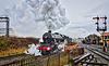 Polar Express Tyseley Birmingham 20th December 2019