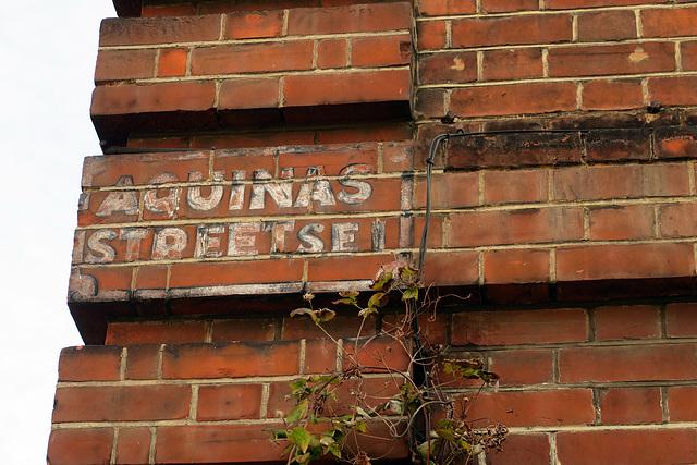 Aquinas Street SE1
