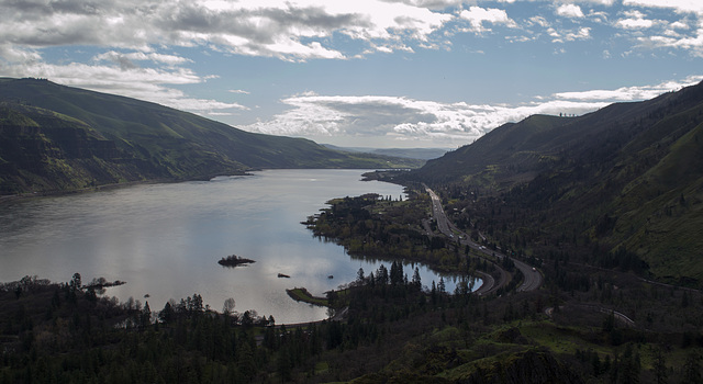 The Dalles to Rowena Crest (#0293)