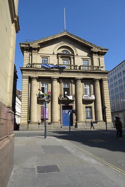 bank of england, liverpool