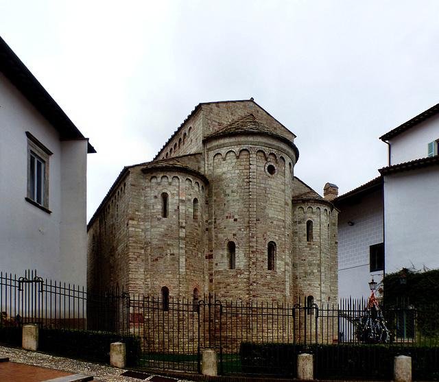 Spoleto - Basilica di Sant'Eufemia
