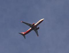 Air Berlin Boeing 737-800, on a Eurowings flight